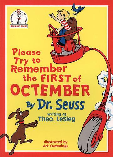 Please Try to Remember the First of Octember - Beginner Series (Paperback)