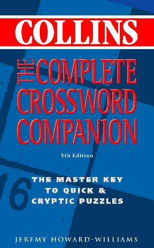 The Complete Crossword Companion (Paperback)