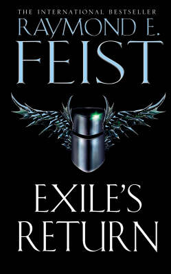Exile's Return - Conclave of Shadows 3 (Paperback)
