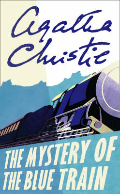 The Mystery of the Blue Train - Poirot (Paperback)