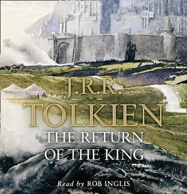 The Lord of the Rings: Return of the King Pt.3 (CD-Audio)