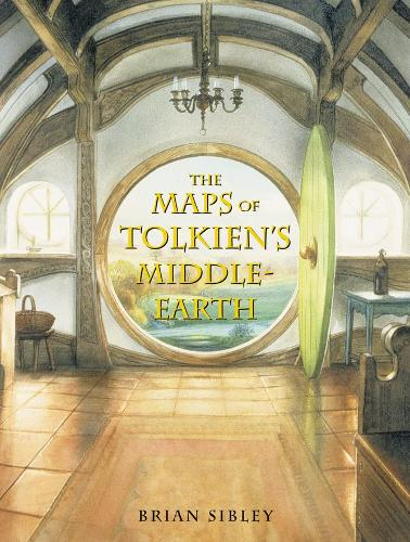 The Maps of Tolkien's Middle-earth: Special Edition (Hardback)