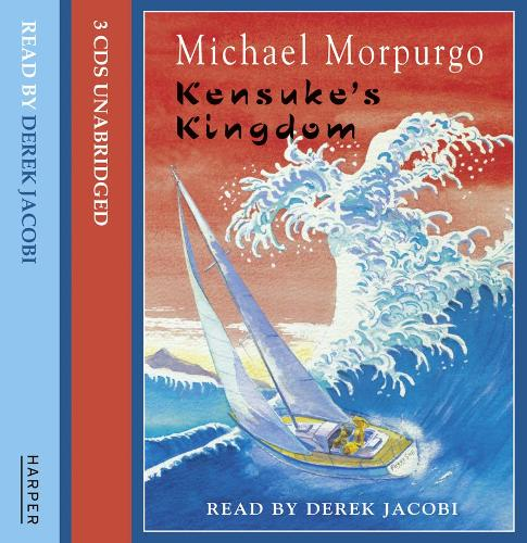 Kensuke's Kingdom: Complete & Unabridged (CD-Audio)