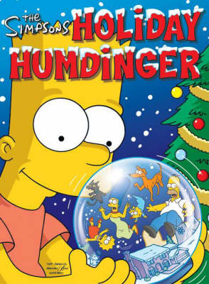 "The ""Simpsons"" Holiday Humdinger (Paperback)"