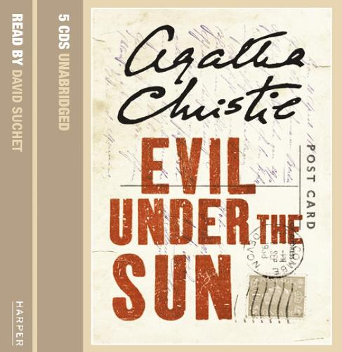Evil Under the Sun: Complete & Unabridged (CD-Audio)