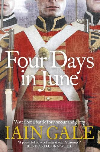 Four Days in June (Paperback)