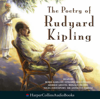 The Poetry of Rudyard Kipling (CD-Audio)