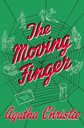 The Moving Finger - Miss Marple (Hardback)