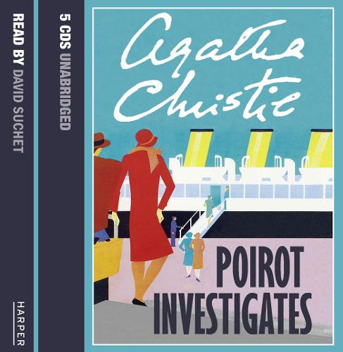 Poirot Investigates (CD-Audio)