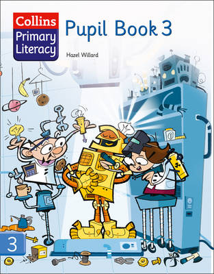 Collins Primary Literacy Pupil Book 3 - Collins Primary Literacy (Paperback)