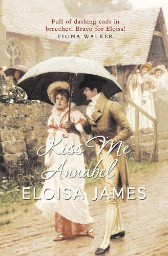 Kiss Me Annabel (Paperback)