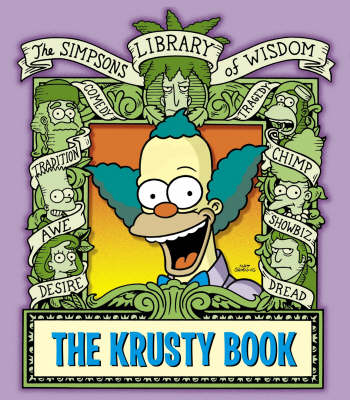 "The Krusty Book - The ""Simpsons"" Library of Wisdom (Hardback)"