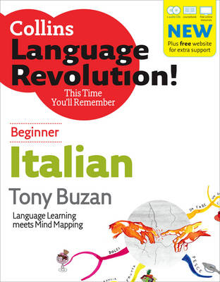 Italian: Beginner - Collins Language Revolution (Mixed media product)