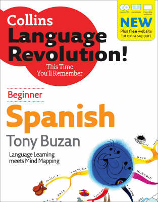 Spanish: Beginner - Collins Language Revolution (Mixed media product)