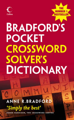 Collins Bradford's Crossword Solver's Pocket Dictionary (Paperback)