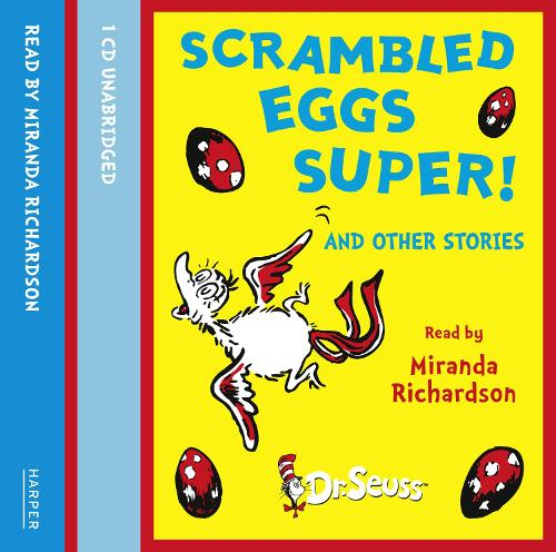 Scrambled Eggs Super! and Other Stories (CD-Audio)