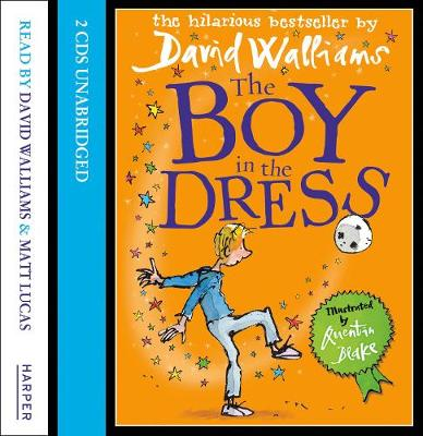 The Boy in the Dress (CD-Audio)
