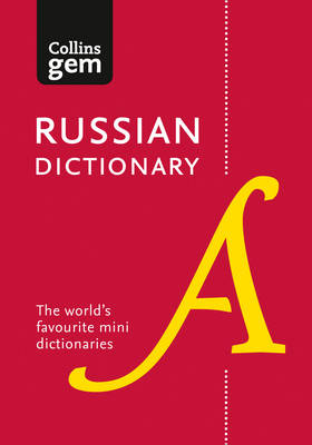 Collins GEM Russian Dictionary - Collins Gem (Paperback)