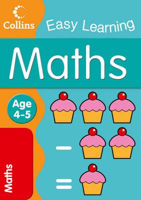 Maths - Collins Easy Learning Age 3-5 (Paperback)