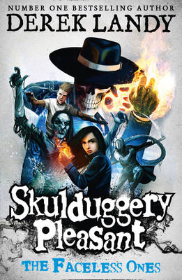 The Faceless Ones - Skulduggery Pleasant 3 (Paperback)