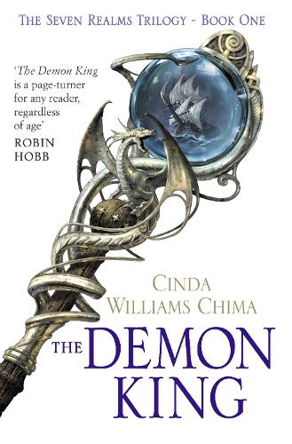 The Demon King - The Seven Realms Series 1 (Paperback)
