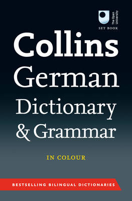 Collins German Dictionary and Grammar - Collins Dictionary and Grammar (Paperback)