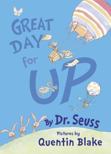 Great Day For Up - Dr Seuss (Hardback)