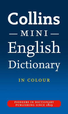 Collins English Dictionary: In Colour (Paperback)