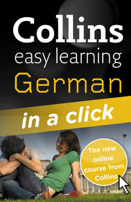 German in a Click - Collins Easy Learning German (Mixed media product)