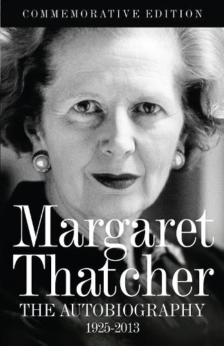 Margaret Thatcher: The Autobiography (Hardback)