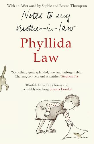 Notes to My Mother-in-Law (Paperback)