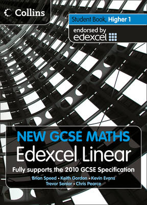 Student Book Higher 1: Higher 1: Edexcel Linear (A) - New GCSE Maths (Paperback)