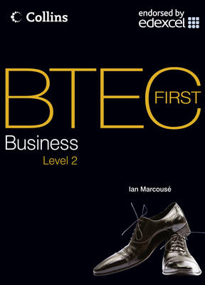 BTEC First Business: Student Textbook - BTEC First Business (Paperback)