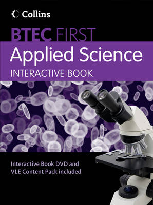 Interactive Book - BTEC First Applied Science (CD-ROM)