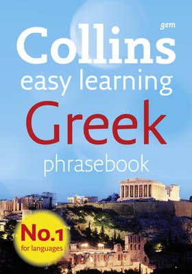 Collins Gem Greek Phrasebook and Dictionary - Collins gem (Paperback)