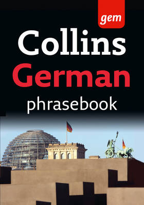Collins Gem German Phrasebook and Dictionary - Collins gem (Paperback)