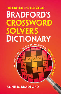 Collins Bradford's Crossword Solver's Dictionary (Paperback)