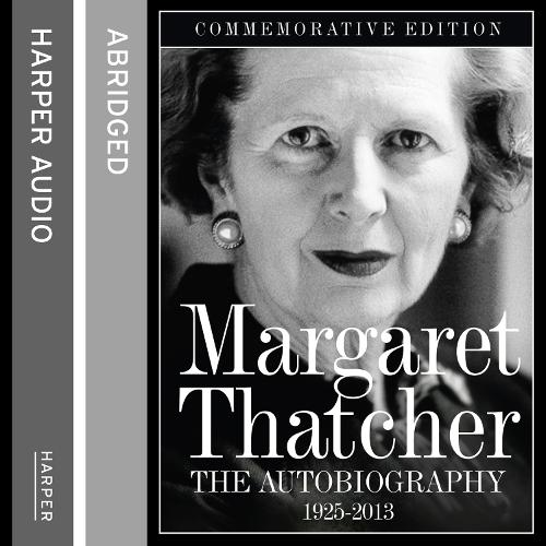 Margaret Thatcher: The Autobiography (CD-Audio)