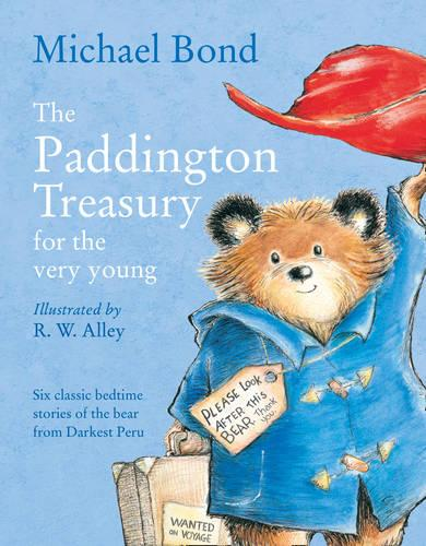 The Paddington Treasury for the Very Young (Hardback)