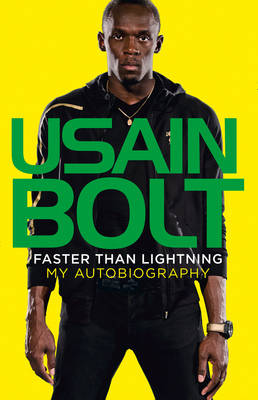 Faster Than Lightning: My Autobiography (Hardback)