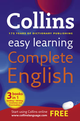 Collins Easy Learning Complete English - Collins Easy Learning (Paperback)