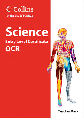 Science Teacher Pack: OCR Entry Level Certificate - Collins Entry Level Science (Spiral bound)