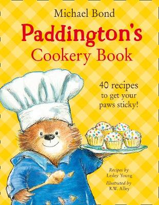 Paddington's Cookery Book (Hardback)