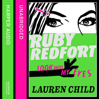 Look into My Eyes - Ruby Redfort 1 (CD-Audio)