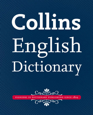Collins English Dictionary (Hardback)