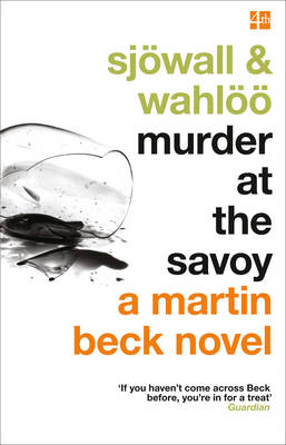 Murder at the Savoy - The Martin Beck Series 6 (Paperback)