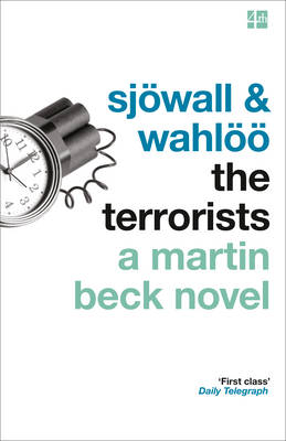 The Terrorists - The Martin Beck Series Book 10 (Paperback)
