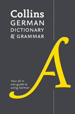 Collins German Dictionary and Grammar: 112,000 Translations Plus Grammar Tips - Collins Dictionary and Grammar (Paperback)