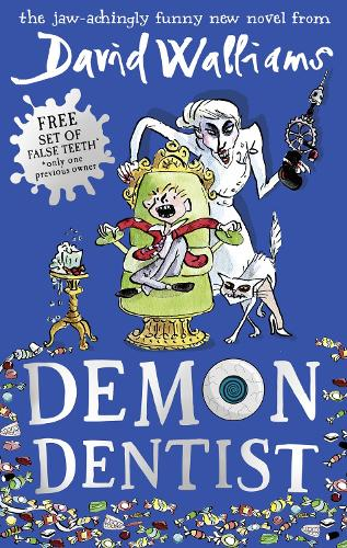 Demon Dentist (Hardback)