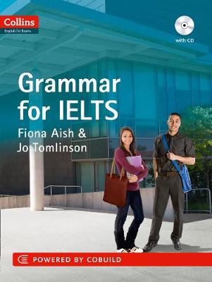 Collins English for IELTS - Grammar - Collins English for IELTS (Paperback)